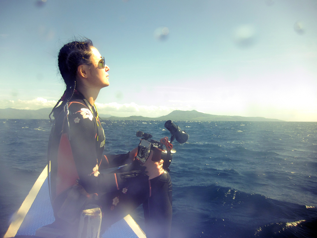 Hello diving world!